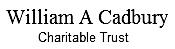 WilliamCadbuty_Logo1_175px