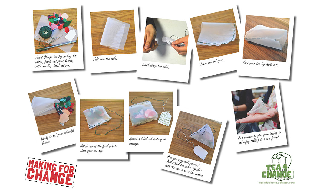 image of instructions how to make a tea bag links to pdf